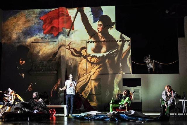 Berliner Theatertreffen zwischen Me-Too und ästhetischen Fragen
