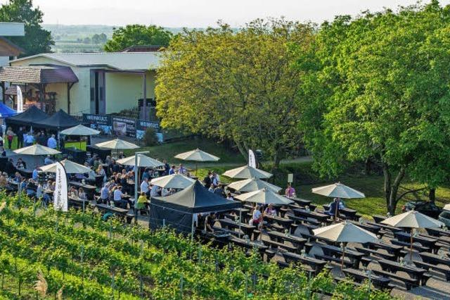 Weinkult Breisgau feierte Premiere