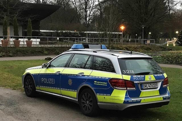 Opfer sagen im Prozess um sexuelle Belästigungen im Bad Krozinger Kurpark aus