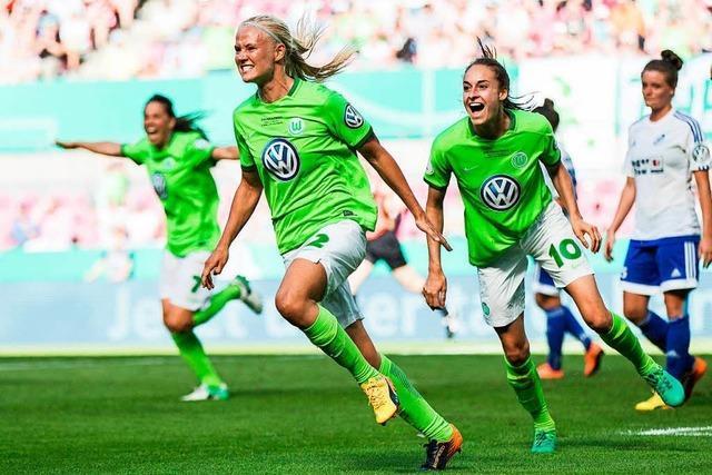 Wolfsburg gegen Bayern: Zwei Schwergewichte im Pokalfinale