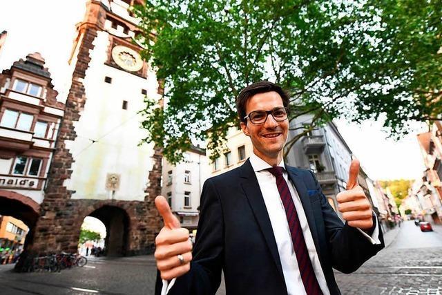 Höchste Zeit für eine Bilanz: So liefen Martin Horns erste 14 Tage im Amt