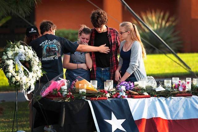 17-Jähriger gesteht Schulmassaker von Texas