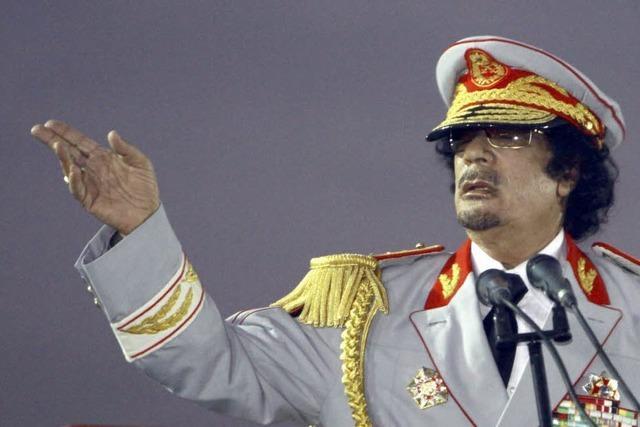Hat der ermordete libysche Diktator Gaddafi etwas mit dem Atomkonflikt mit Nordkorea zu tun? Ja, leider