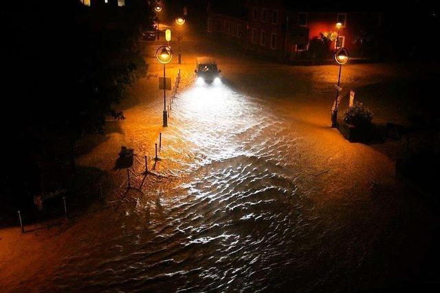 Hochdorf und Benzhausen sollen besser vor Hochwasser geschützt werden
