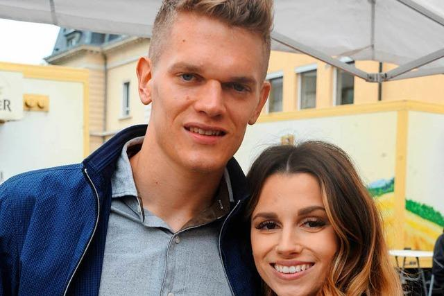 Ex-SC-Spieler Ginter hat geheiratet
