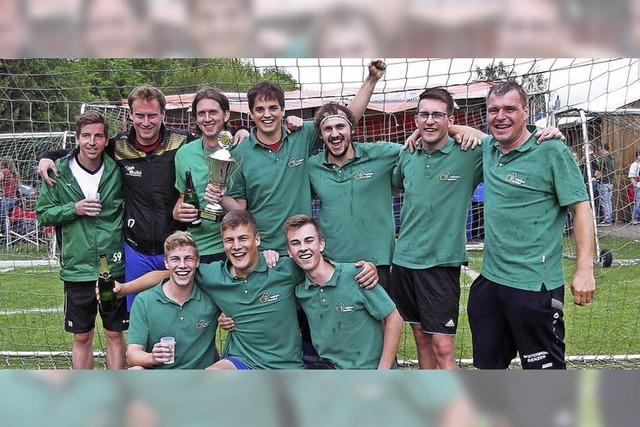 Bonndorf holt Pokal