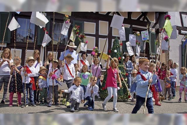 Weisweiler Kinder pflegen Tradition