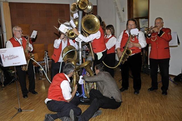 Blasmusikinstrument