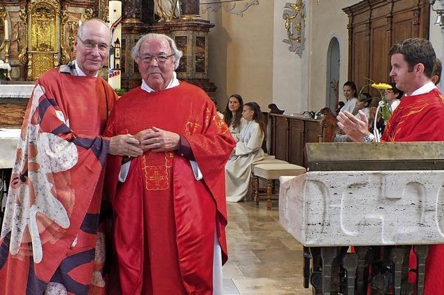 Seit 50 Jahren im Dienst der Katholischen Kirche