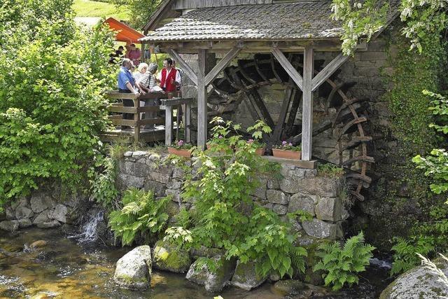 Technik und Mythos Schwarzwaldmühle