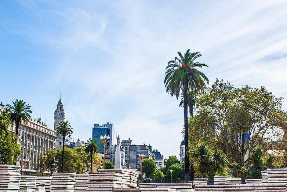 """Green City"" Südamerikas: Buenos Aires (Foto: Andrea Schiffner)"
