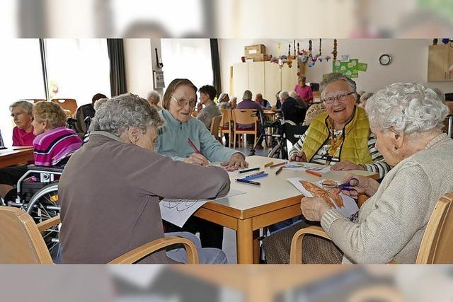 Wohnen im Alter soll leichter werden