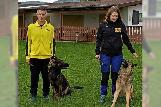 Erfolgreiche Hundeführer