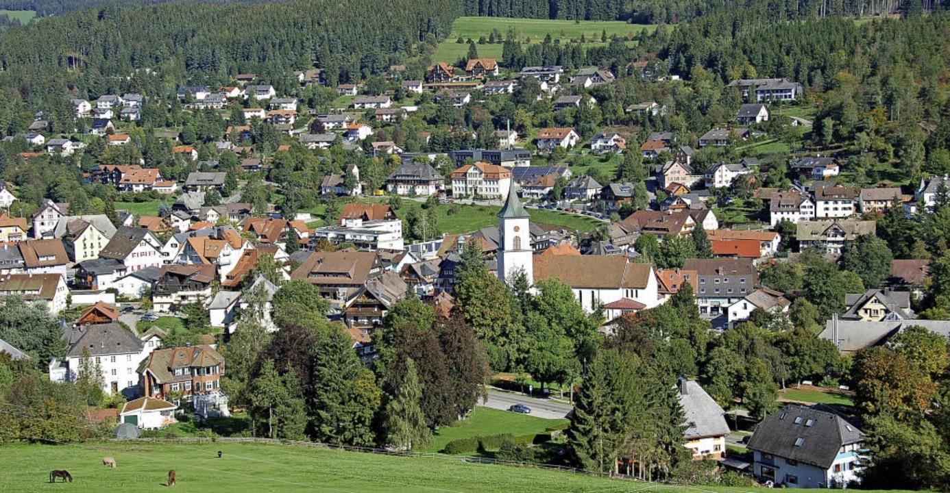 Der Haushalt der Gemeinde Lenzkirch beläuft sich auf rund 19 Millionen Euro.   | Foto: Ralf Morys