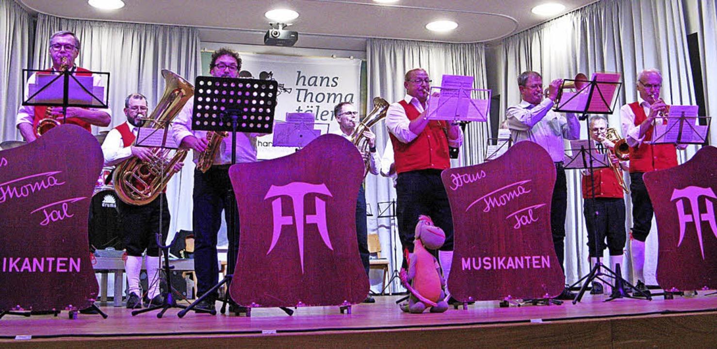 Von der Ur-Besetzung war niemand mehr ...and beim Pfingstkonzert auf der Bühne.  | Foto: Ulrike Spiegelhalter