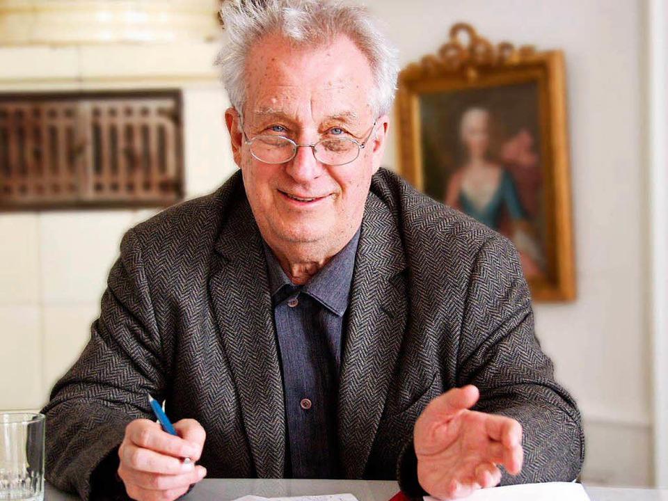 Dieter Schnebel  | Foto: Schott Music / P. Andersen