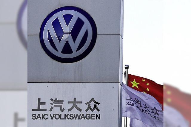 China senkt Einfuhrzölle auf Autos