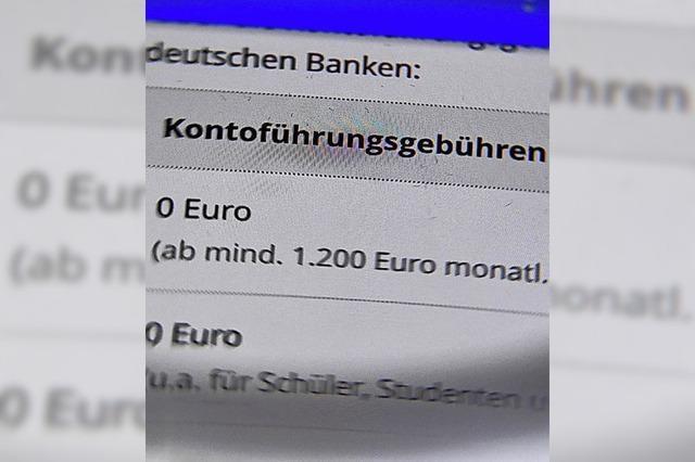 Banken drehen weiter an der Kostenschraube