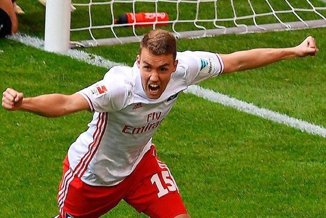 Luca Waldschmidt wechselt wohl vom HSV zum SC Freiburg