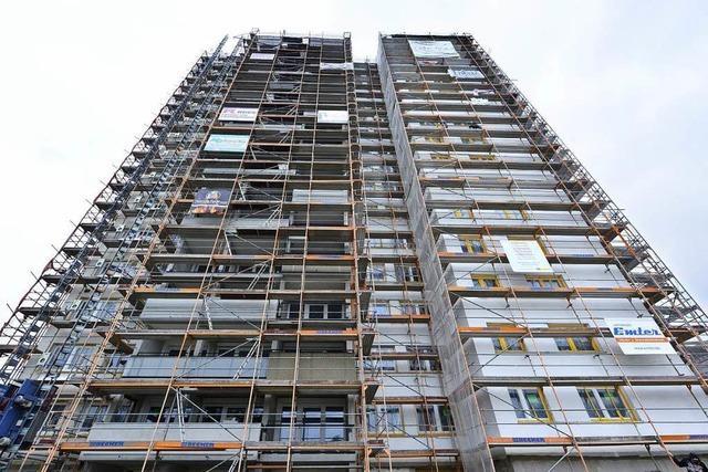Wie aus 88 Mietwohnungen 122 Eigentumswohnungen wurden