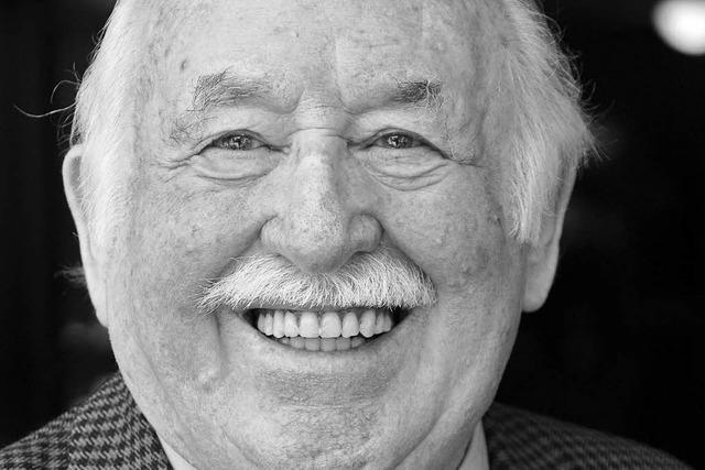Freiburger Wirt und Altstadtrat Heinrich Schwär im Alter von 89 Jahren gestorben