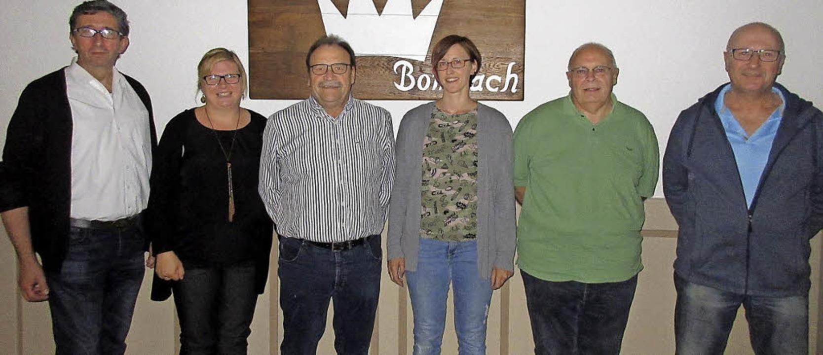 Der Vorstand des neuen Fördervereins (... Regina Köpple und Andreas Schneider.     Foto: Reiner Merz