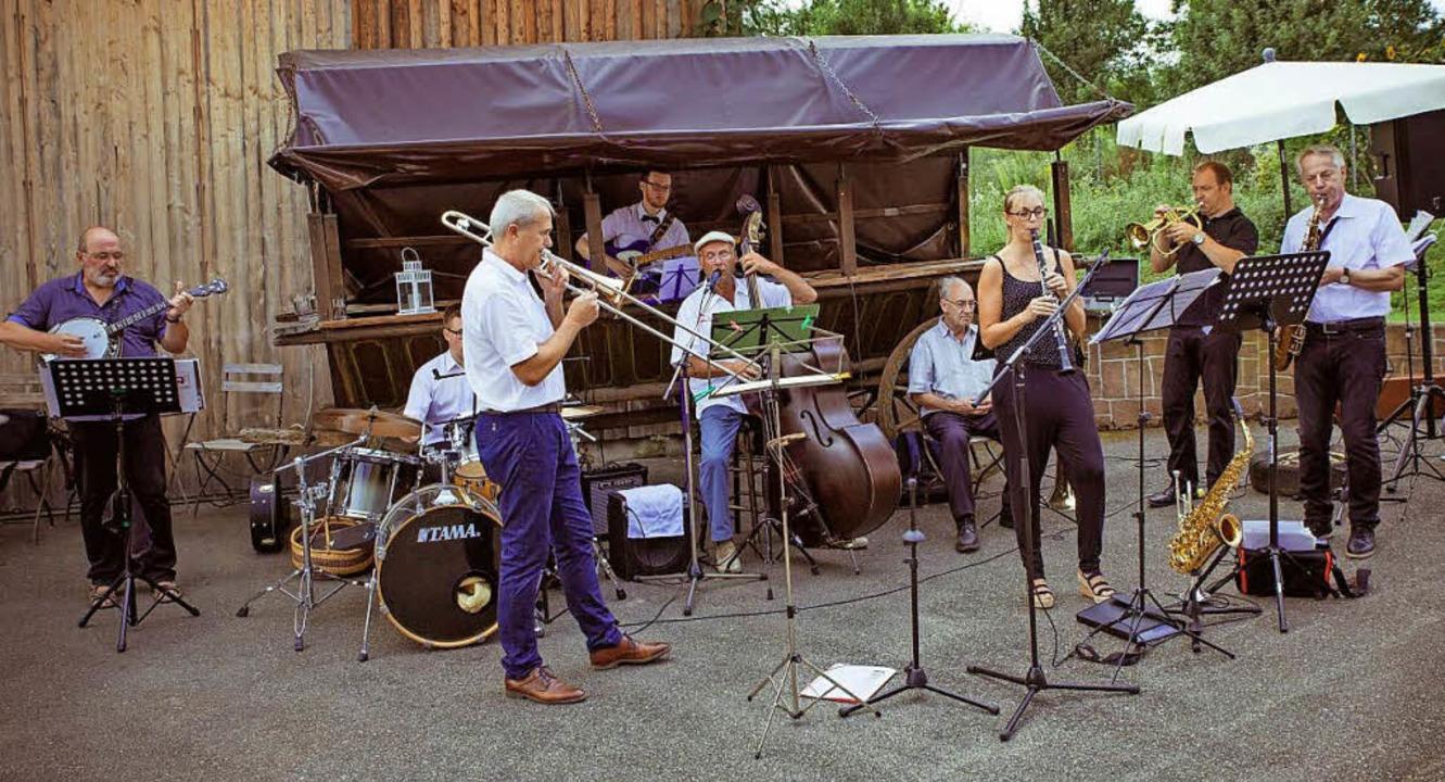 Dixielarious City Stompers    Foto: Promo