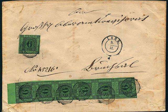 Briefmarkenfreunde kommen auf ihre Kosten