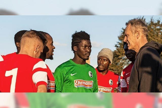 Bundesligafußball im Hölzele