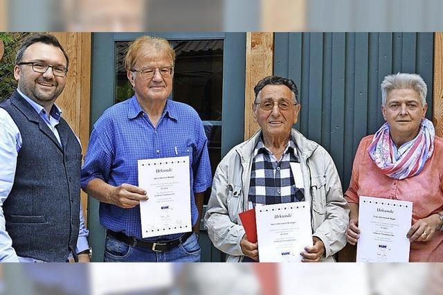 Zeller Sozialverband VdK freut sich auf Jubiläum
