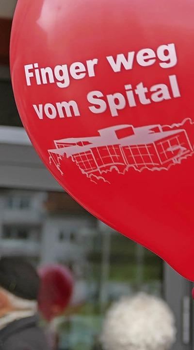Was einstmals – wenn auch ohne E...uch der Slogan in Laufenburg/Schweiz.   | Foto: Archivfoto: Theresa Steudel