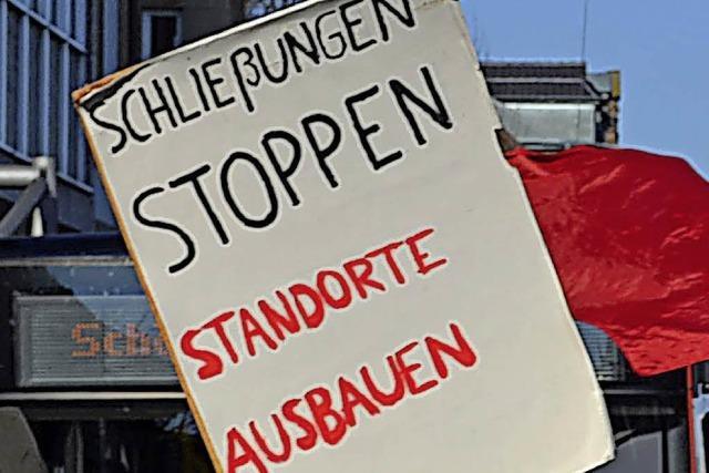 Linksjugend ruft zu Protesten gegen Klinikreform auf