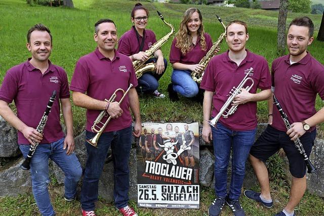 Das Musikfest in Siegelau steht wieder bevor