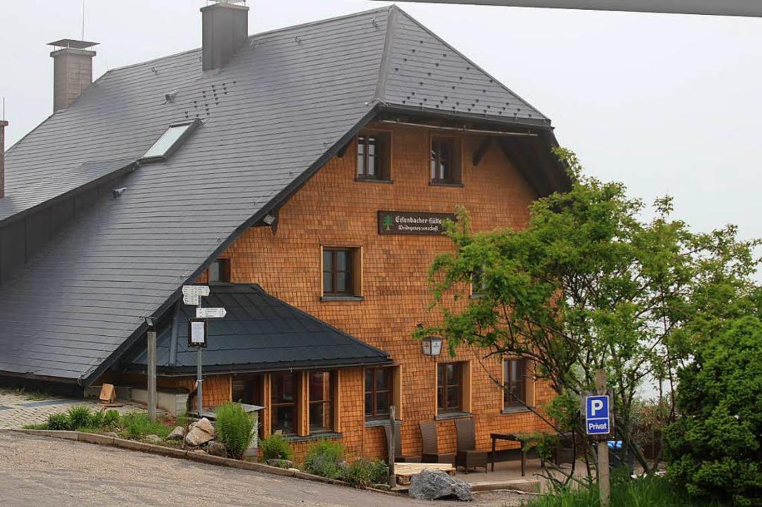 Die Erlenbacher Hütte nach umfangreichen Renovierungen  | Foto: Erich Krieger