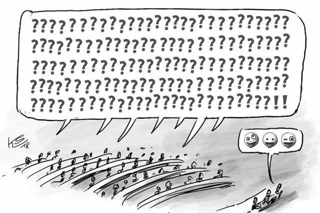 Zuckerberg-Anhörung