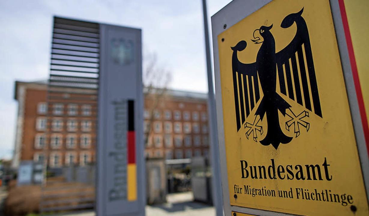 Immer wieder im Fokus steht das Bundesamt für Migration und Flüchtlinge (Bamf).     Foto: dpa