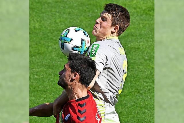 Heintz wechselt zum SC Freiburg