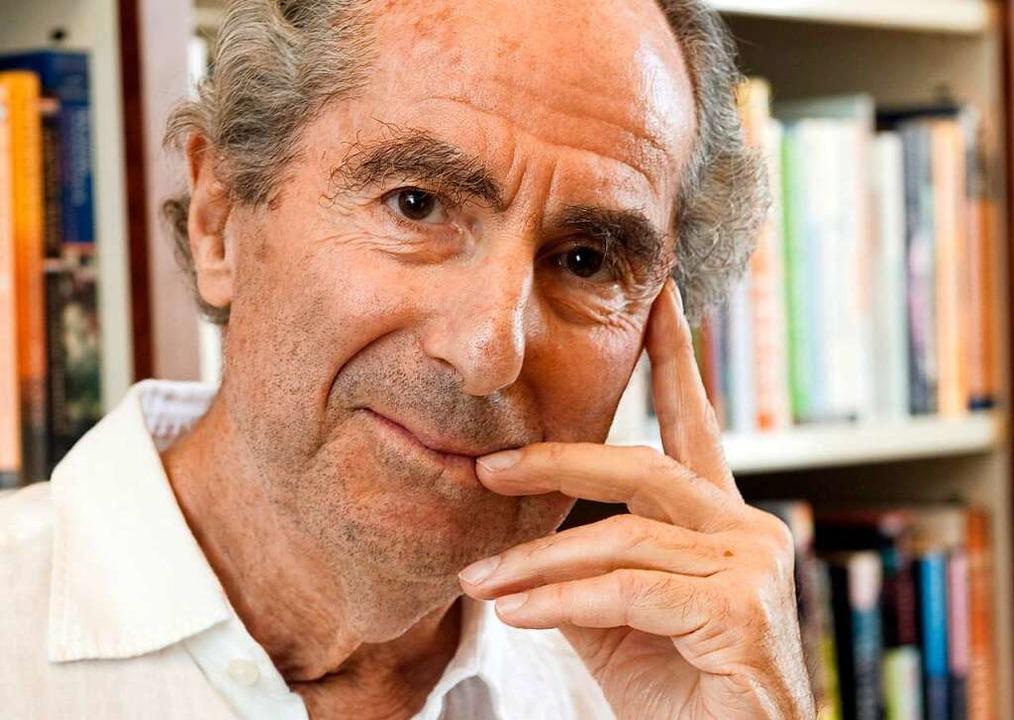 Der letzte Vertreter der Great American Novel : Philip Roth    | Foto: dpa