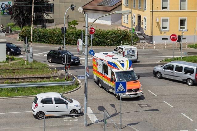 Gegenverkehr als Dauerzustand: Mobilität ist ein Reizthema in Lörrach