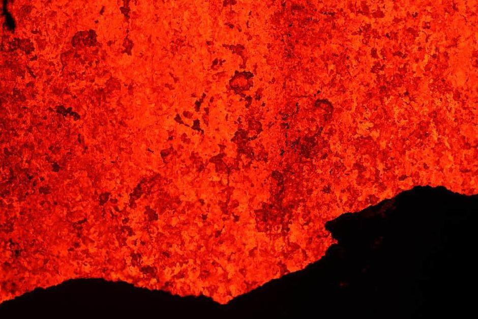 Der Ausbruch des Kilauea setzte gewaltige Kräfte frei. (Foto: dpa)