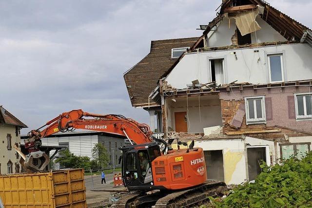 Bonndorfer Hof: Das letzte Stündlein hat geschlagen