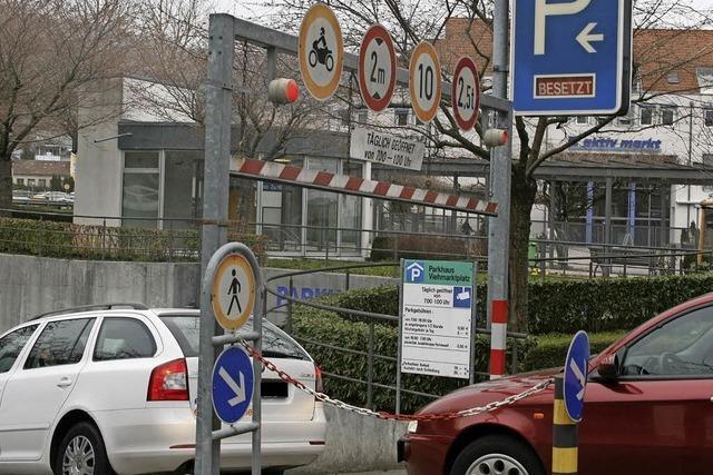 Eine Studie gegen Parkplatznot
