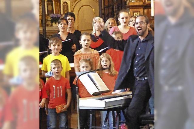 Konzert im Kloster