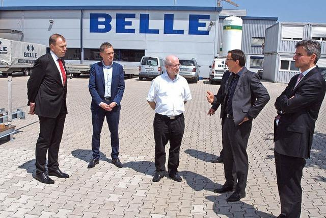 4,6 Millionen Euro für neues Werk