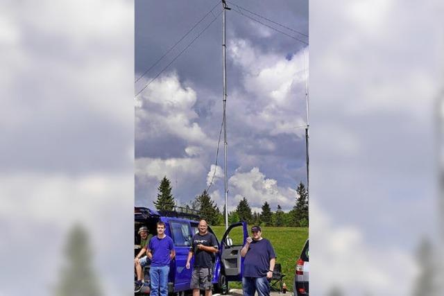 Breisgauer Funkamateure übten für den Notfall