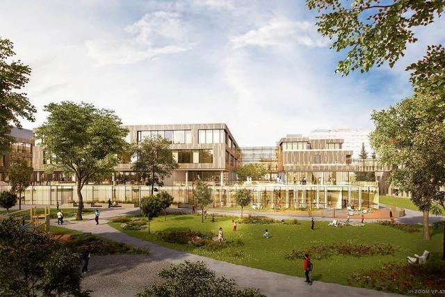 Uniklinik plant Freiburgs größtes Bauprojekt der Neuzeit
