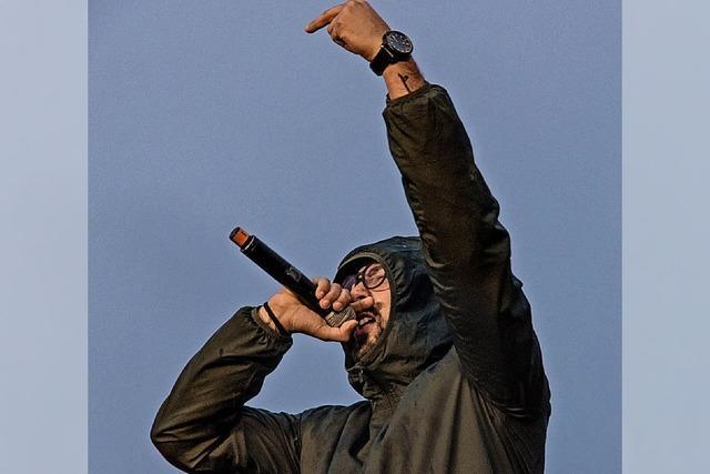 Spanischer Rapper flieht vor Haftstrafe