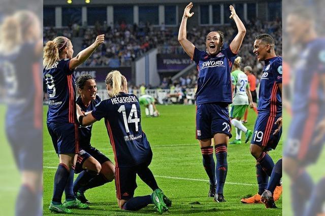 Für Lyon bleibt es eine Saison ohne Niederlage