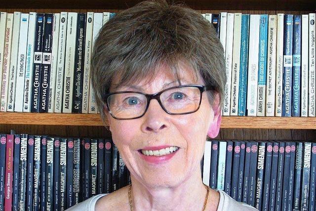 Die erste Frau bei der BZ: Autorin Ruth Gleissner-Bartholdi liest in Lahrer Stadtmühle