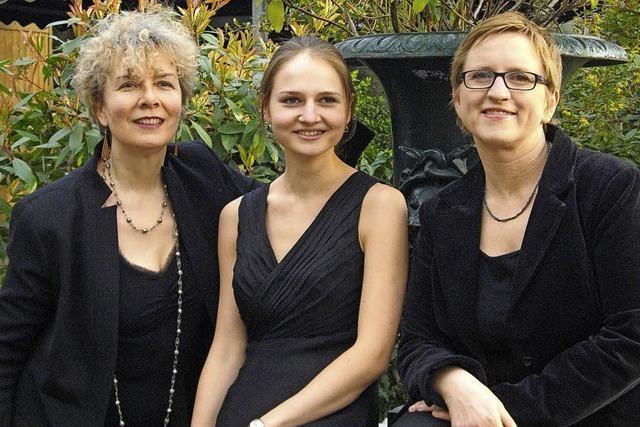 "Ensemble ""Les Métropolitaines in Badenweiler"